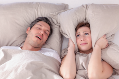 Stop the snoring and enjoy better sleep!