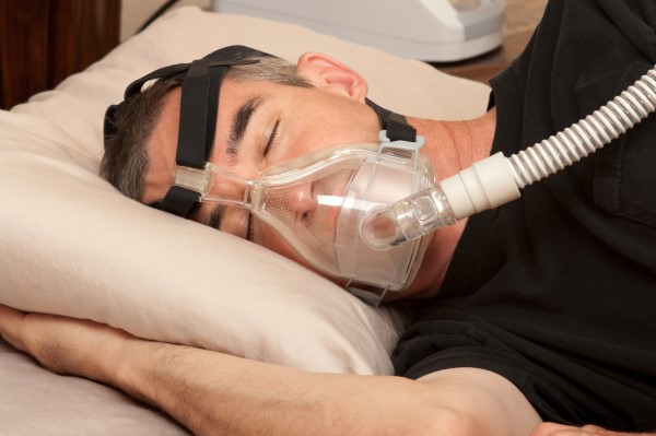 Sleep apnea and health insurance