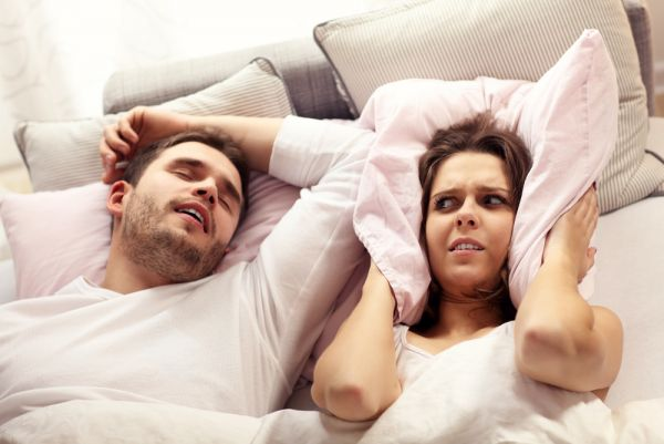 Does Snoring Affect Your Relationship?